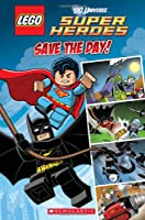 LEGO DC Superheroes: Comic Reader #1 from Scholastic Inc.