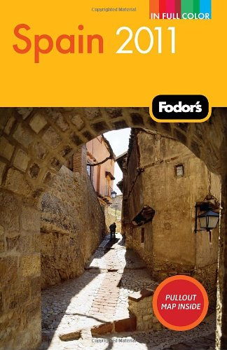 Fodor's Spain 2011 (Full-color Travel Guide)
