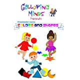 Galloping Minds - Preschooler Learns Colours And Shapes [DVD]by Galloping Minds