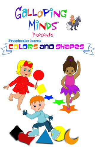 PRESCHOOLER LEARNS COLOURS AND SHAPES [IMPORT ANGLAIS] (IMPORT) (DVD)