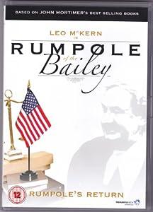 RUMPOLE OF THE BAILEY, LEO McKERN IN RUMPOLES RETURN (FEATURE LENGTH) 145 MINUTES.