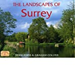 img - for [(The Landscapes of Surrey )] [Author: Graham Collyer] [Jun-2005] book / textbook / text book