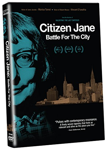 DVD : Citizen Jane: Battle For The City (DVD)