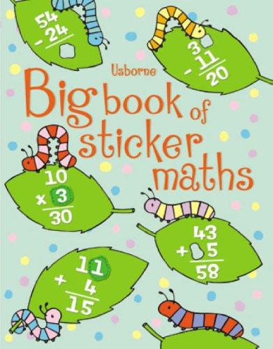 Big Book of Sticker Maths