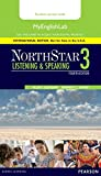 img - for NorthStar Listening and Speaking 3 MyEnglishLab, International Edition (4th Edition) - Standalone access card book / textbook / text book