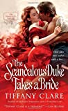 The Scandalous Duke Takes a Bride <br>(Dangerous Rogues)	 by  Tiffany Clare in stock, buy online here