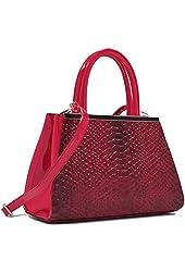 Mylux® Women/Girl Doctor Purse Style Office Lady Handbag k80313l