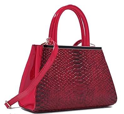 Mylux® Women/Girl Doctor Purse Style Office Lady Handbag k80313l (rd80313)