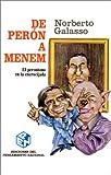 De Peron a Menem : el peronismo en la encrucijada