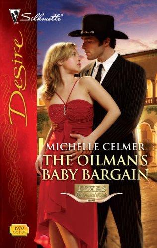 Image of The Oilman's Baby Bargain (Silhouette Desire)