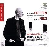 Britten: Serenade for Tenor, Horn & Strings; Finzi: Dies Natali (Padmore)