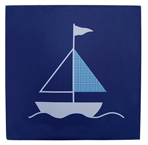 Nautica Canvas Art, Kids William, 2 Count - 1