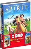 echange, troc Madagascar / Spirit - Coffret 2 DVD