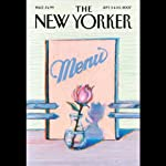 The New Yorker: The Food Issue (September 3 & 10, 2007): Part 2 | Anthony Lane,Donald Antrim,David Sedaris,Jane Kramer,Judith Thurman,Calvin Trillin