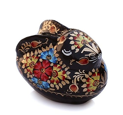 BIG SALE ON DIWALI - SouvNear Unique and Creative Rabbit Statue - Animal Art Boxes Cute Bunny/ Jewelry Keepsake Box- Box for Kids- Good Luck Charm Decor -Home Decor - Friendship Gift