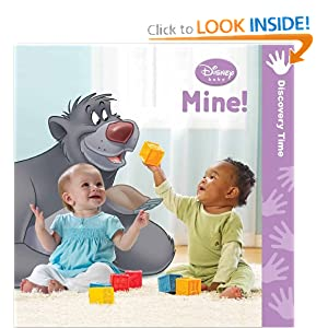 Disney Baby: Mine! Disney Book Group