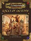 Races Of Destiny (Dungeons & Dragons)(David Noonan/Eric Cagle/Aaron Rosenberg)