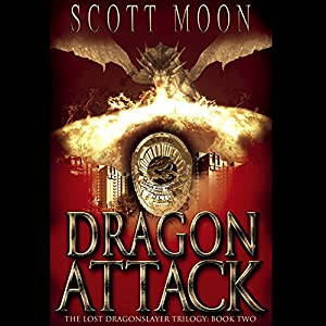 Dragon Attack Audiobook