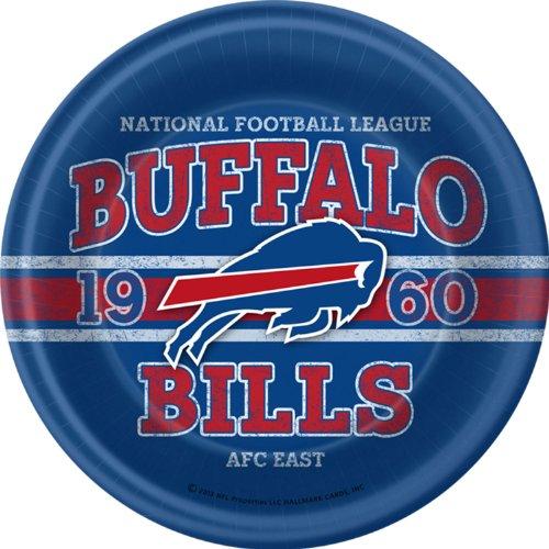 Buffalo Bills Dinner Plates