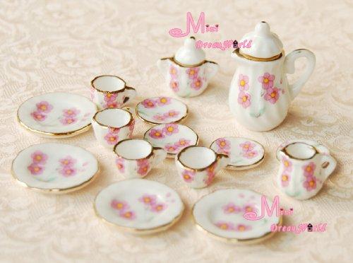Daisy Tea Set