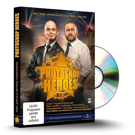 Photoshop Heroes (Pavel Kaplun und Matthias Schwaighofer)