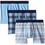 Dockers Men's 3-Pack Assorted Boxer Briefs