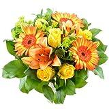 Blumenversand - Blumenstrauß - zum Geburtstag - Sonnenstrahl mit leuchtenden