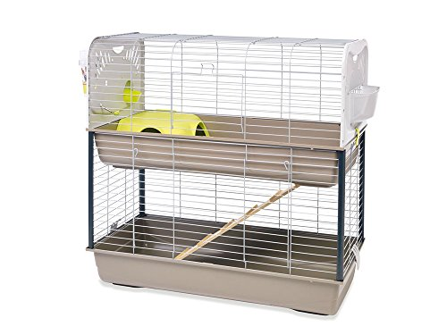 Lixit-Animal-Care-Savic-Caesar-Rabbit-and-Guinea-Pig-2-Tier-Cage