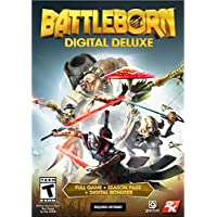 Battleborn Digital Deluxe PS4 Digital Code