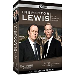 Masterpiece Mystery: Inspector Lewis Pilot Through Series 6