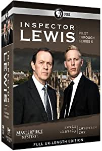 Masterpiece Mystery: Inspector Lewis - Pilot Through Series 6 (2013)