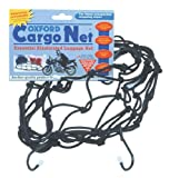 OXFORD MOTORCYCLE CARGO LUGGAGE NET - UNIVERSAL FITTING