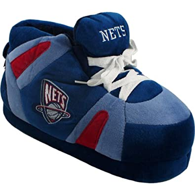 Brooklyn Nets UNISEX High-Top Slippers by Comfy Feet