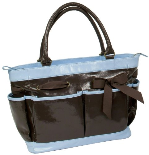 Kalencom Cynthia Rowley Diaper Bag Chocolate Brown (Discontinued by Manufacturer)