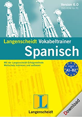 Vokabeltrainer 6.0 Spanisch [Download]
