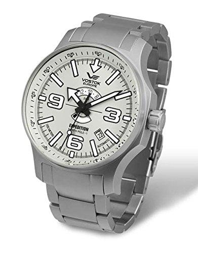 Vostok Europe Men's Watches 2432-5955192 ST - Expedition Nordpol 1