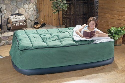 Queen Airbed Fitted Cover / Sleeping Bag
