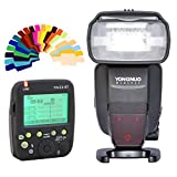 Yongnuo YN600EX-RT Wireless Flash Speedlite +YN-E3-RT Radio Transmitter for Canon DSLR Cameras