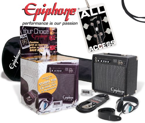 Epiphone All Access Bass Guitar Amplifier Package