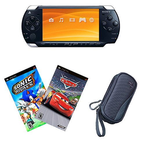 Sony-Family Fun Bundle for PlayStation Portable