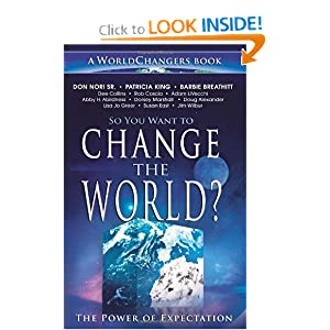So You Want to Change the World? (A WorldChangers Book) Don Nori Sr., Patricia King, Ab|||H. Abildness and Adam Li Vecchi