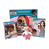 Doc Mc Stuffins Play Pack: Pop Up Tent, Activity Pack, Tattoos, Lambie Ty Plush