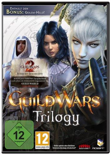 Guild Wars Trilogy PC [Import germany]