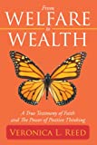 img - for From Welfare to Wealth: A True Testimony of Faith and The Power of Positive Thinking book / textbook / text book