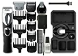 Wahl 9854-800 Deluxe Rechargeable Grooming Hair Beard Trimmer Station Kit