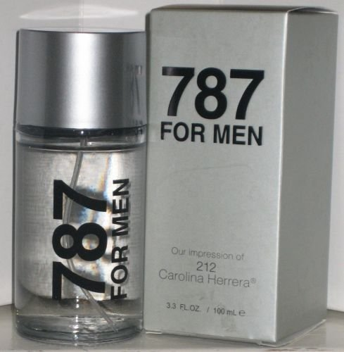 747 (787) for Men Perfume, Impression of 212 Sexy Men