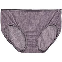 Vanity Fair Women's Body Shine Illumination Hipster Panties