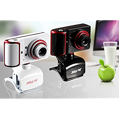 JINGUI HD Creative Live! Cam Chat HD, 5.7MP Webcam and USB Camera