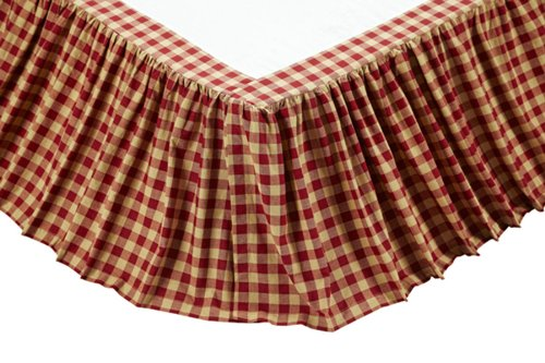 Cambrie Lane Twin Bed Skirt front-567075