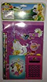 Tinkerbell 7 Peice Fun Calculator Set